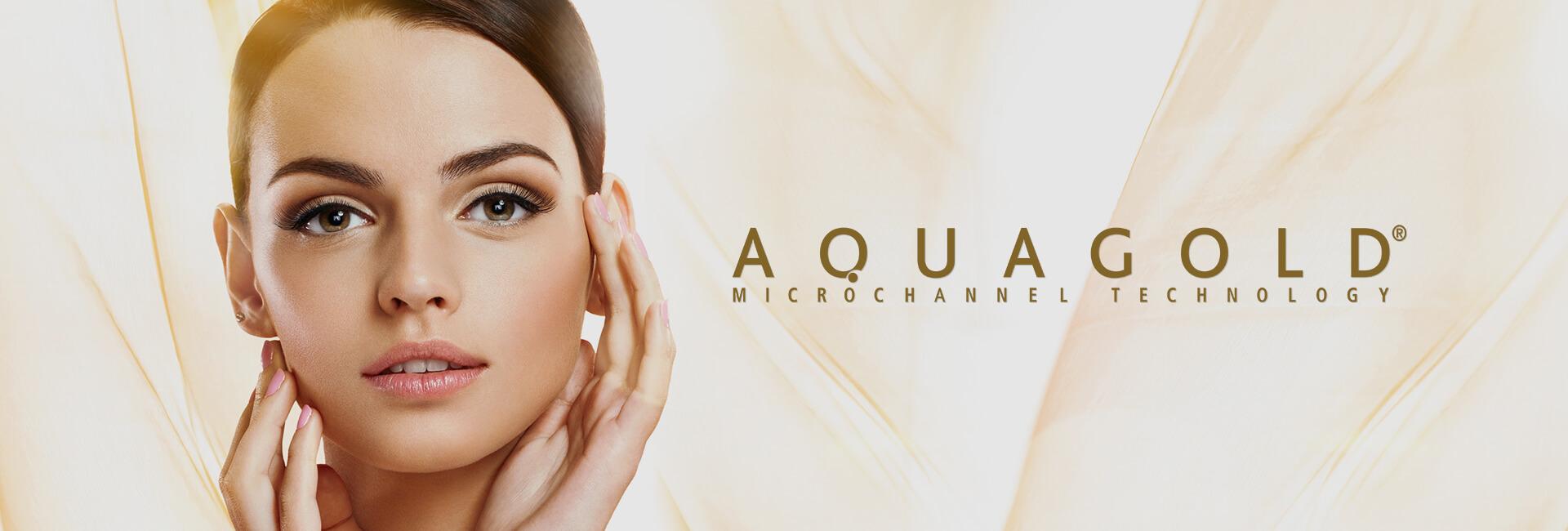 AquaGold Facials